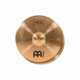 Meinl HCS Bronze 14 inch Hihat Cymbal