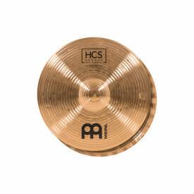 Meinl HCS Bronze 14 inch Soundwave Hihat Cymbal