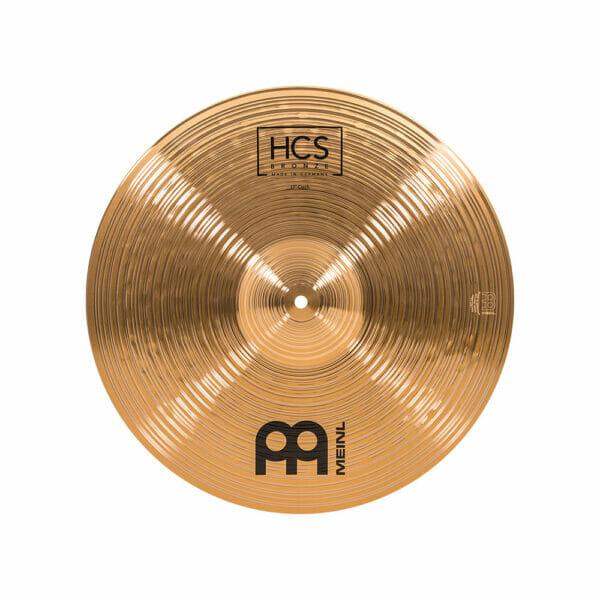 Meinl HCS Bronze 17 inch Crash Cymbal