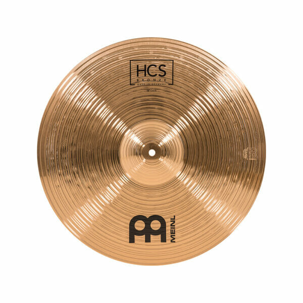 Meinl HCS Bronze 18 inch Crash Cymbal