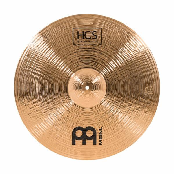 Meinl HCS Bronze 20 inch Medium Heavy Ride Cymbal