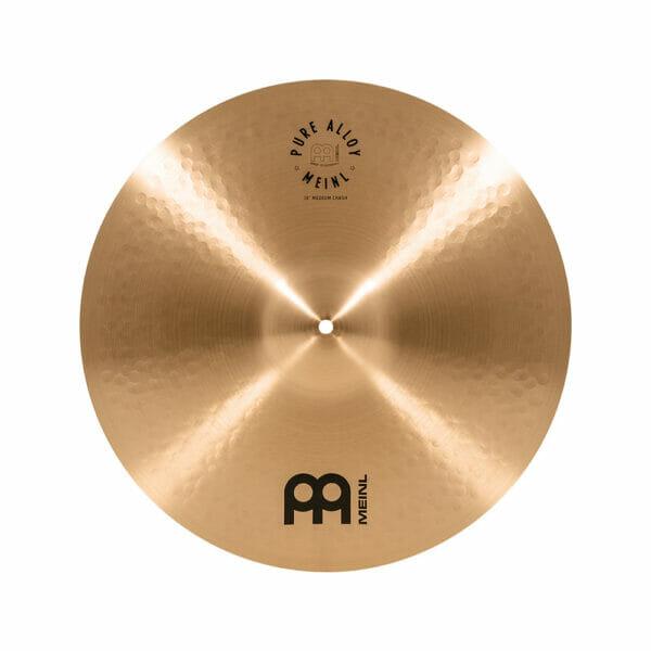 Meinl Pure Alloy 18 inch Medium Crash Cymbal