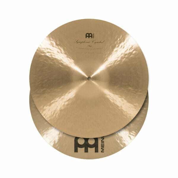 Meinl Symphonic 16 inch Heavy Hand Cymbals (Pair)