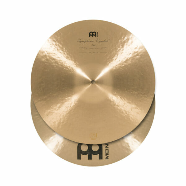 Meinl Symphonic 16 inch Thin Hand Cymbals (Pair)
