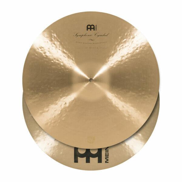 Meinl Symphonic 18 inch Medium Hand Cymbals (Pair)