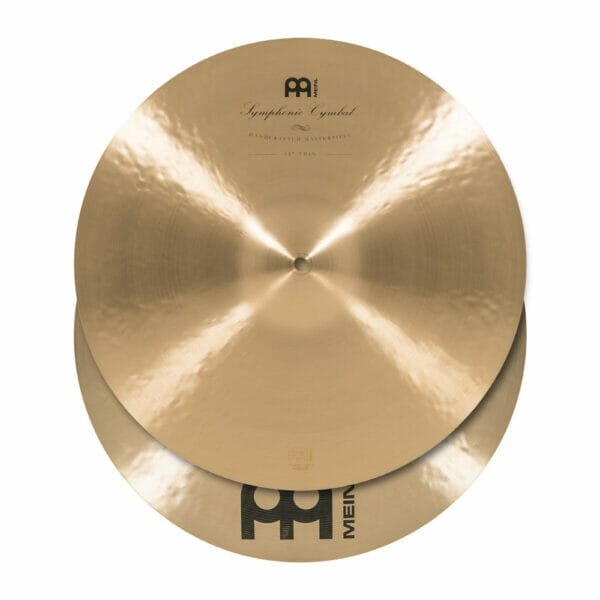 Meinl Symphonic 18 inch Thin Hand Cymbals (Pair)