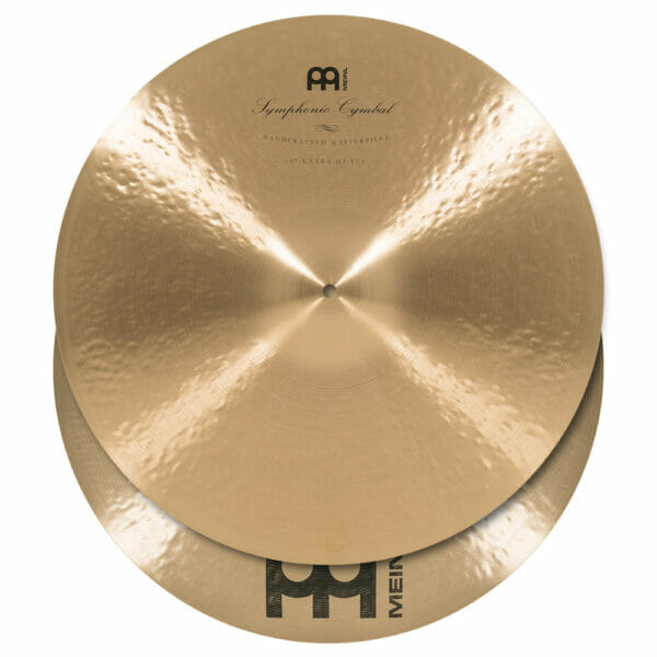 Meinl Symphonic 20 inch Extra Heavy Hand Cymbals (Pair)