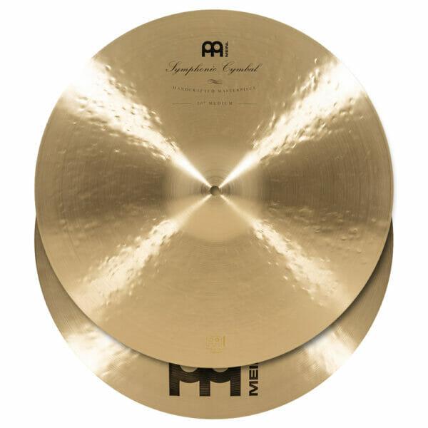 Meinl Symphonic 20 inch Medium Hand Cymbals (Pair)