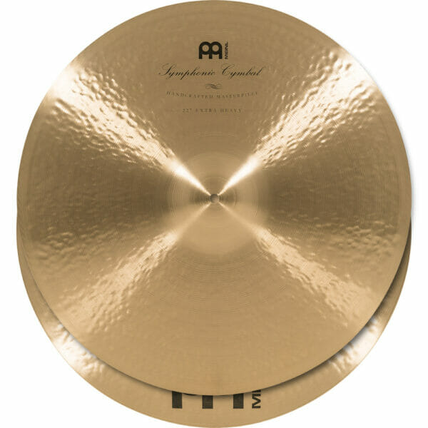 Meinl Symphonic 22 inch Extra Heavy Hand Cymbals (Pair)