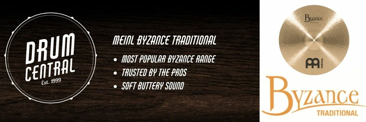 Meinl Byzance Traditional Banner