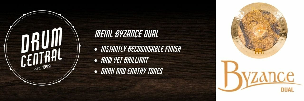 Meinl Byzance Dual Banner Image
