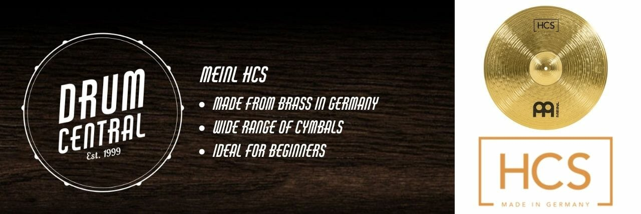 Meinl HCS Banner