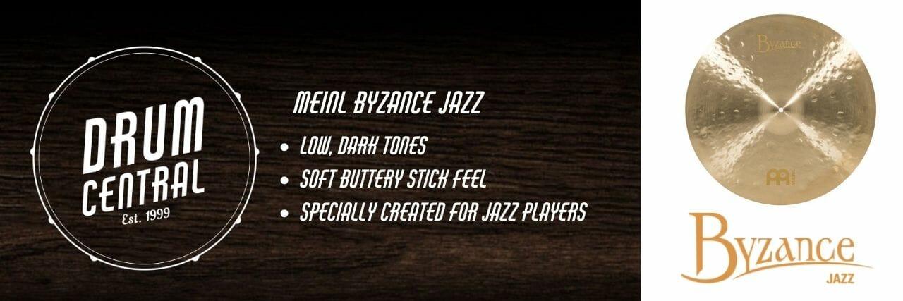 Meinl Byzance Jazz Banner