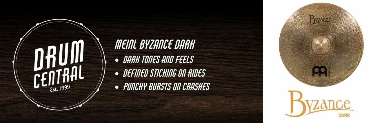 Meinl Byzance Dark Banner
