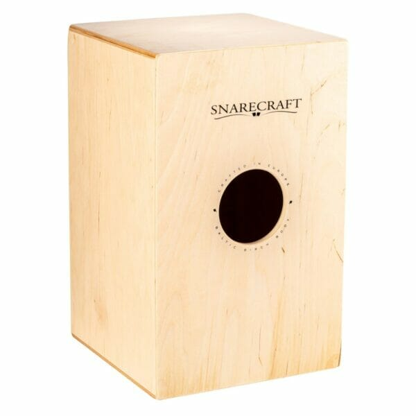 Meinl Snarecraft Cajon Brown Burst2
