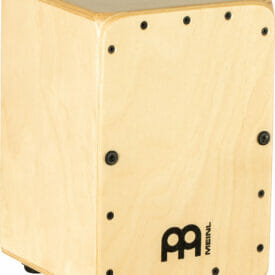 Meinl Percussion Mini Cajon, Baltic Birch