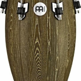 """Meinl Percussion 11 3/4"""" Conga Woodcraft Series WCO Conga, Vintage Brown"""