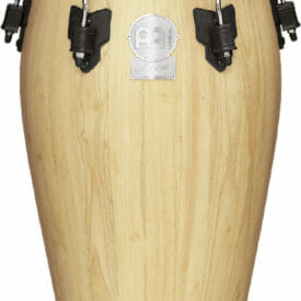 "Meinl Percussion 11 3/4"" Conga Artist Series Conga Luis Conte, True Skin Buffalo Head"