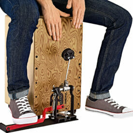 Meinl Percussion Direct Drive Heel Activated Cajon Pedal