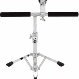 Meinl Percussion Professional Bongo Stand For Seated Players, Chrome
