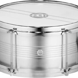 """Meinl Percussion 12"""" Traditional Aluminum Caixa"""