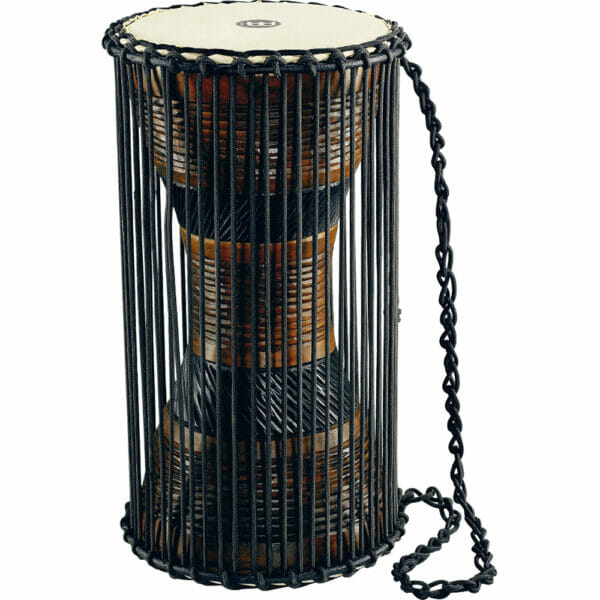 """Meinl Percussion 8"""" African Wood Talking Drum, Large"""