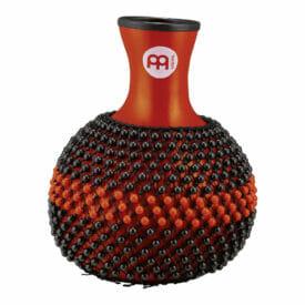 Meinl Percussion Fiberglass Shekere, Medium, Red