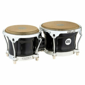 Meinl Percussion Fibercraft Series Fiberglass Bongo, True Skin Cow Head