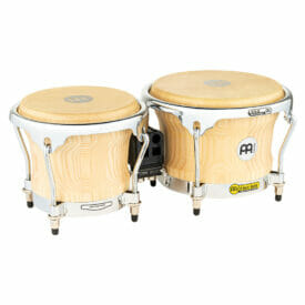 Meinl Percussion Collection Series Wood Bongo, American White Ash