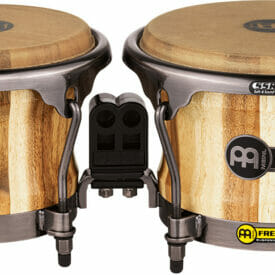 MEINL Percussion Artist Series Bongo Diego Gale, True Skin Calf Heads