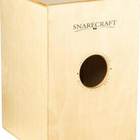 Meinl Percussion Snarecraft Cajon SC80, Almond Birch