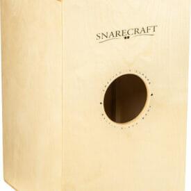 Meinl Percussion Snarecraft Cajon SC100, Almond Birch
