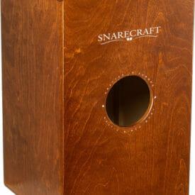 Meinl Percussion Snarecraft Cajon, Baltic Birch SC100, Almond Birch