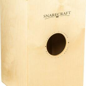 Meinl Percussion Snarecraft Cajon, SC100 Baltic Birch