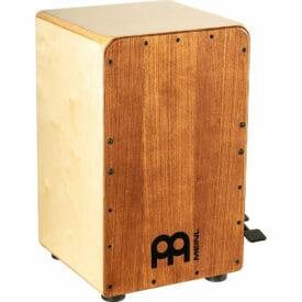 Meinl Percussion Snarecraft Professional Cajon, American White Ash