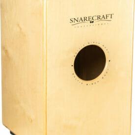 Meinl Percussion Snarecraft Professional Cajon, Walnut