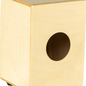 Meinl Percussion Mini Cajon, Heart Ash