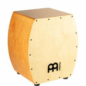 Meinl Percussion Arch Bass Cajon, Maple