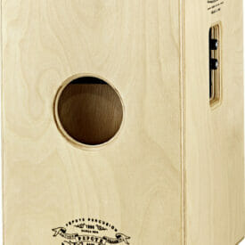 Meinl Percussion Artisan Edition Pickup Cajon Solea Line, Dark Olive Burst