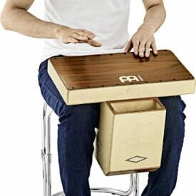 Meinl Percussion Artisan Edition Slaptop Cajon, Vidalita Line, Palo Santo