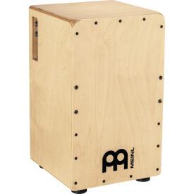 Meinl Percussion Pickup Woodcraft Series Cajon, Natural