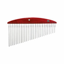 Meinl Percussion Headliner Series Chime, 27 Bars, Red