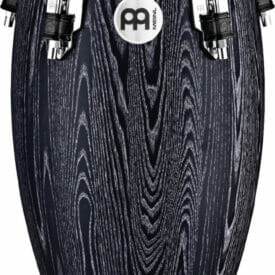 "Meinl Percussion 11"" Quinto Woodcraft Series WCO Conga, Vintage Black"