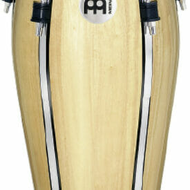 "Meinl Percussion 10"" Nino Floatune Series Conga, Natural"