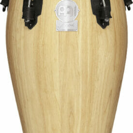 """Meinl Percussion 11"""" Quinto Artist Series Conga Luis Conte, True Skin Buffalo Head"""