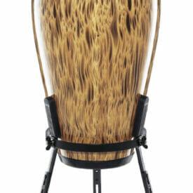"""Meinl Percussion 11"""" Quinto Marathon Designer Series Conga, True Skin Buffalo Head"""