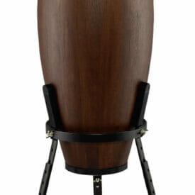 "Meinl Percussion 10"" Nino Headliner Series Conga, Vintage Wine Barrel"