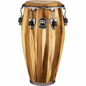 """MEINL Percussion 11 3/4"""" Artist Series Congas Diego Gale, Buffalo Heads"""
