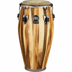 """MEINL Percussion 11"""" Artist Series Congas Diego Gale, REMO Fiberskyn Heads"""