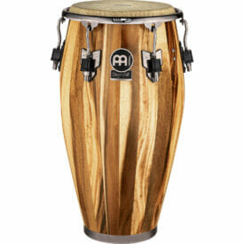 """MEINL Percussion 11 3/4"""" Artist Series Congas Diego Gale, REMO Fiberskyn Heads"""